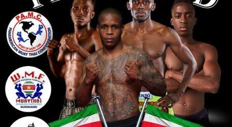 De Surinaamse Muay Thai Federatie zal voor de eerste keer participeren aan de Wereld Muay Thai kampioenschappen