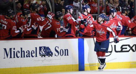 Titelverdediger Washington Capitals strand in eerste ronde play-offs NHL