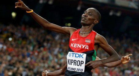 Keniaanse topatleet Kiprop vier jaar geschorst wegens doping gebruik