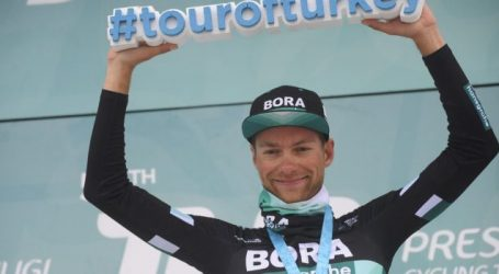 Grosschartner wint Ronde van Turkije, Jakobsen tweede in slotrit