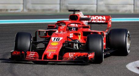 Ferrari voert enkele aanpassingen door voor de Grand Prix van Azerbeidzjan