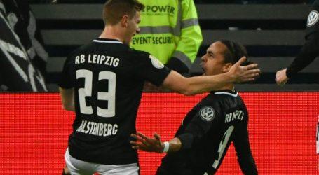 Leipzig bereikt finale DFB-Pokal