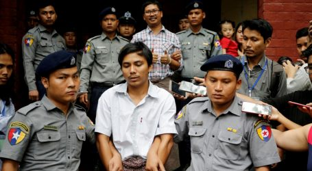 Hof in Myanmar wijst hoger beroep van veroordeelde Reuters – journalisten af