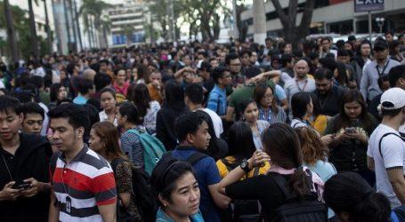 Vijf doden na aardbeving bij Filipijnse hoofdstad Manilla