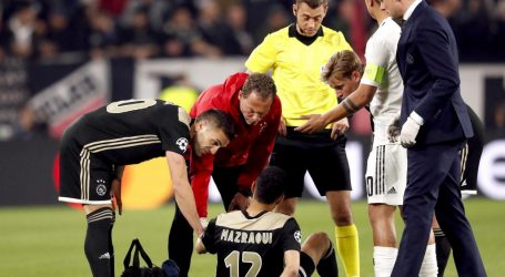 Ajax tegen FC Groningen en Vitesse zonder geblesseerde Mazraoui