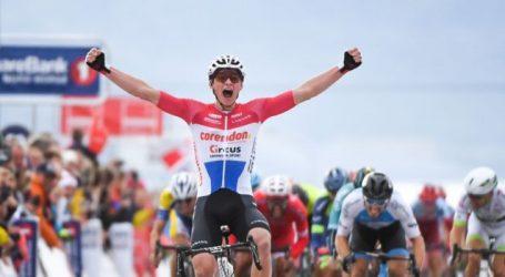 Magistrale Van der Poel zegeviert in Amstel Gold Race