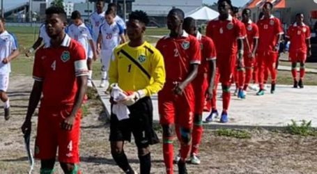 Natio U17 verliest van Panama in USA