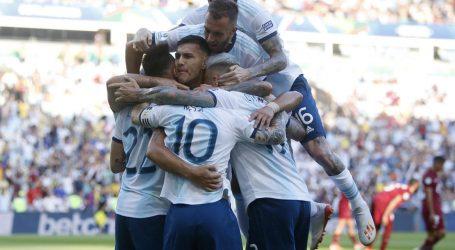 Argentinië treft Brazilië in de halve finale op de Copa América