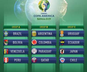 De Knock-out fase van de Copa America in aantocht