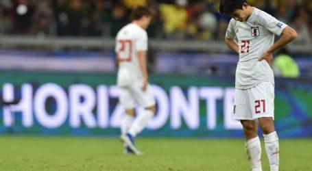 Japan eindigt Copa América met gelijkspel