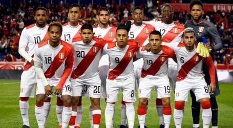 Peru verder door verlies van Paraguay