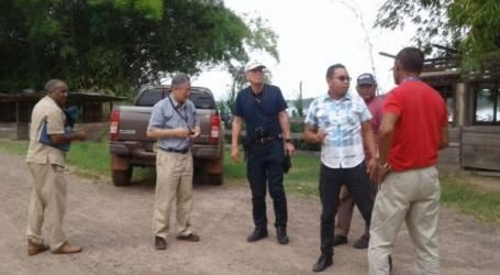 Technische missie uit Japan op oriëntatie in Suriname