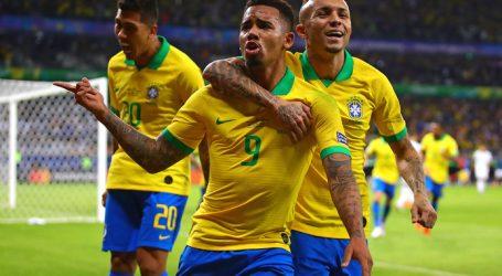 Brazilië verslaat Argentinië en staat in finale Copa América