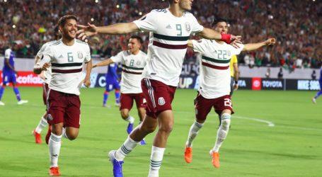 Mexico is de eerste finalist van het toernooi, Golden Cup