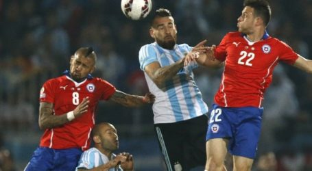 Argentinië pakt brons in Copa America