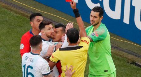 ROOD voor Messi in troostfinale Copa America
