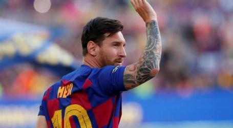 Barcelona mist Messi bij competitiestart
