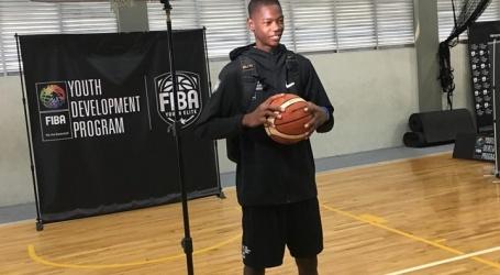 Imanuel Zorgvol verkozen in FIBA Elite 5 groep