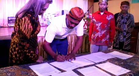 VHJI proclameert Nationaal Platform voor behoud Surinaamse-Javaanse Gamelan