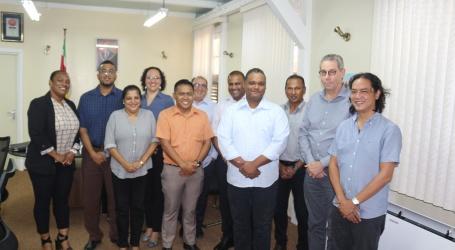 Health Response and Preparedness committee geïnstalleerd