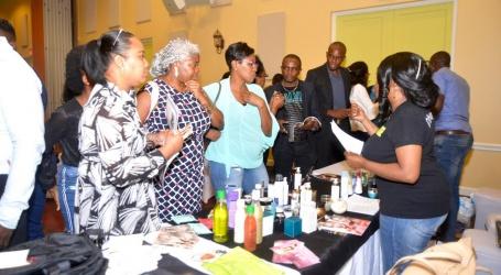 Surinaamse ondernemers positioneren zich met SB Jabini