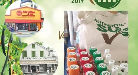Authentic SU, het Surinaams product