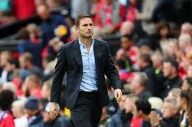 Frank Lampard hoopt dat Chelsea lering trekt uit de nederlaag van zondag bij Manchester United