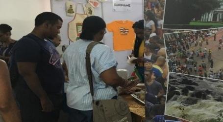 Suriname maakt goede beurt tijdens Carifesta XIV