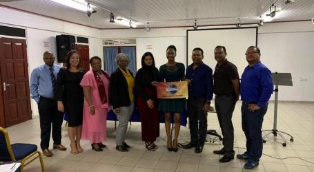 Toastmasters International in Suriname