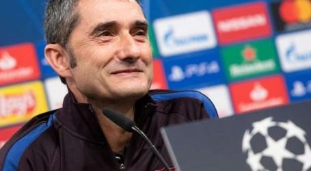 Coach Valverde twijfelt nog over meespelen Messi in CL tegen Dortmund