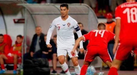Belangrijke zege Portugal in Servië, makkelijke avond Frankrijk en Engeland