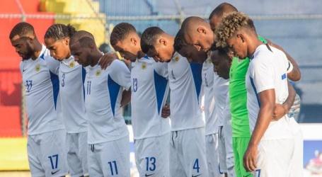 Curaçao speelt twee dagen na dood reservekeeper gelijk tegen Haïti