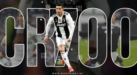 Ronaldo bereikt mijlpaal van zevenhonderd goals