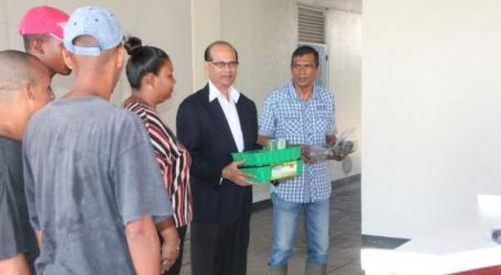 SOGK ontvangt donatie van LVV