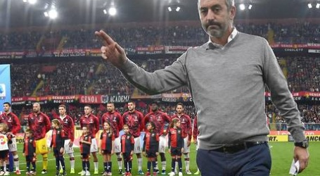 'AC Milan ontslaat Marco Giampaolo'