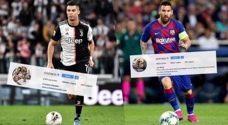 Ronaldo en Messi wereldleiders op Instagram: CR7 verdient meer door Insta dan bij Juve 💰