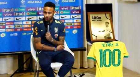 Brazilië niet langs Senegal bij honderdste interland Neymar