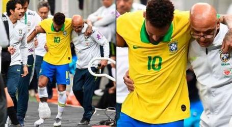 Paris Saint-Germain vier weken zonder Neymar