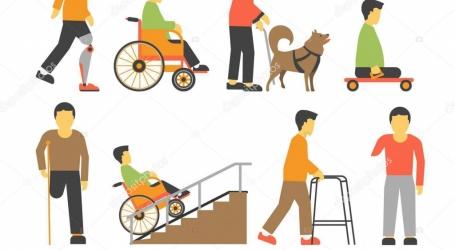 Wandelloop op 'Internationale dag van de Mens met een Beperking'