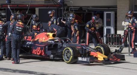 Verstappen reed in VS bijna hele race met kapotte vloer
