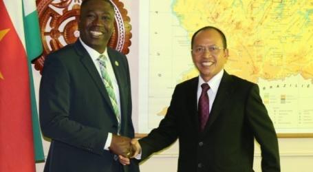 Ambassadeur Indonesië kondigt trainingen aan