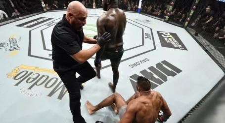 Bigi Boi verrast UFC-wereld met KO op Overeem