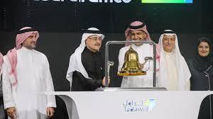 Saudi Aramco stijgt naar waarde van 2 biljoen dollar op tweede handelsdag