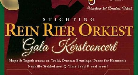 Stg. Rein Rier Orkest Suriname luidt kerstfeer in