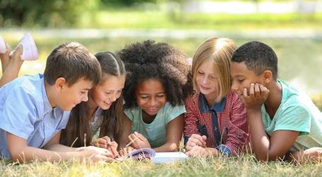 Project 'Leri Na Sabi' voor kinderen van het tehuis Hoop voor Kinderen