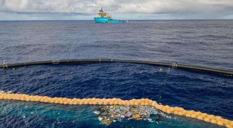 The Ocean Cleanup brengt eerste lading afval uit Grote Oceaan aan land