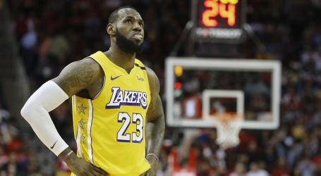 Herstel Lakers met ruime zege op Rockets