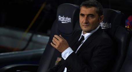 Barcelona ontslaat Ernesto Valverde en stelt direct opvolger aan