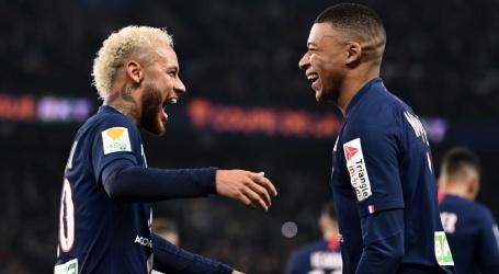 PSG naar halve finale coupe de la ligue