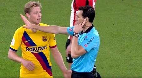 Crisis bij Barcelona compleet na uitschakeling in Copa del Rey.